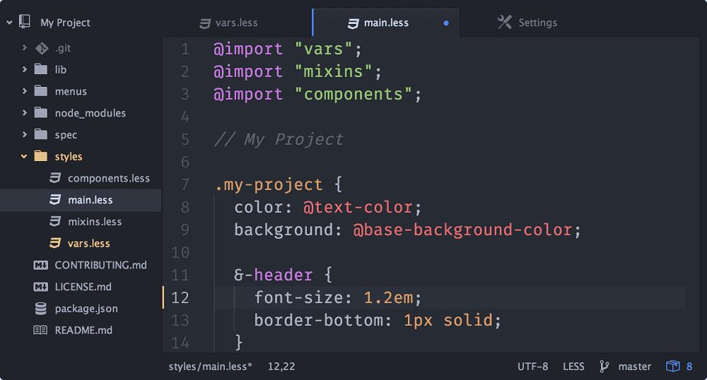 fira mono tipografía para programadores