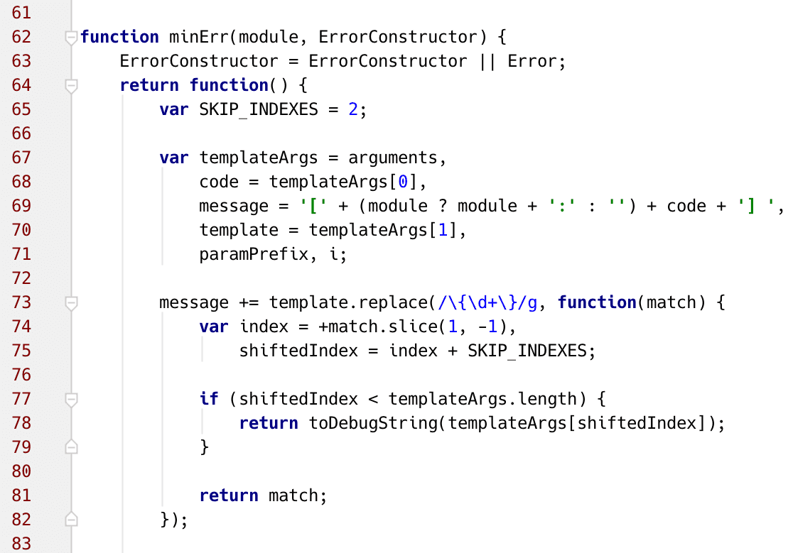 Hack tipografia para programadores