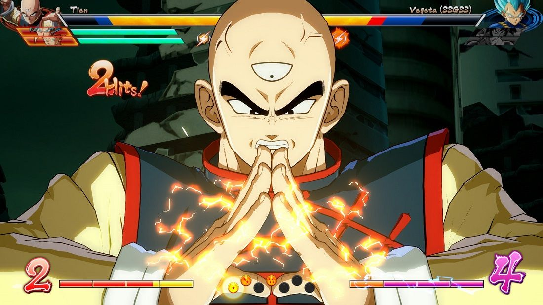 Dragon Ball FighterZ Ten Shin Han