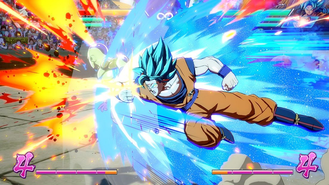Dragon Ball FighterZ Goku