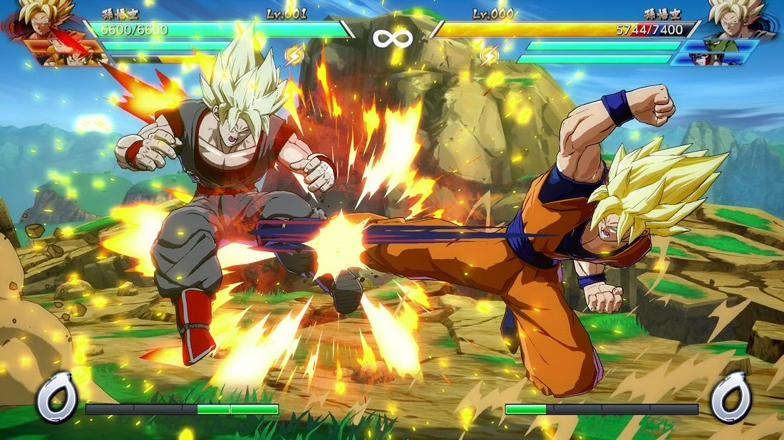 Requisitos mínimos para jugar a Dragon Ball FighterZ en PC