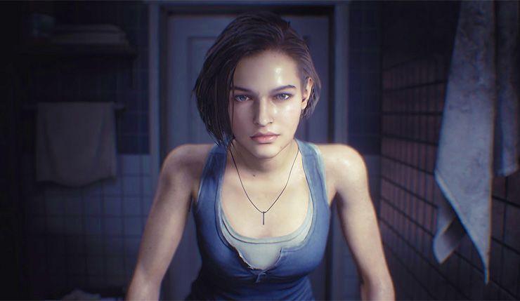 Jill Valentine Remake de Resident Evil 3