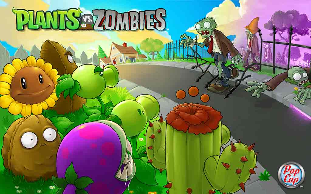 Plantas vs Zombies Portable para PC