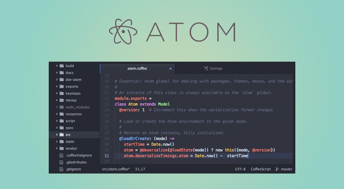 Lo mejor de Atom: Personaliza tu Atom con estes Plugins