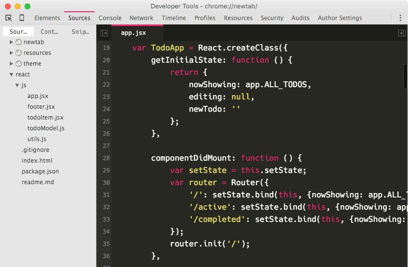 Personalizar DevTools (herramienta de desarrollo) de Google Chrome