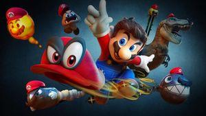 Análisis resumido de Super Mario Odyssey