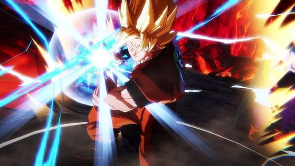 Aquí tienes el espectacular Opening de Dragon Ball FighterZ