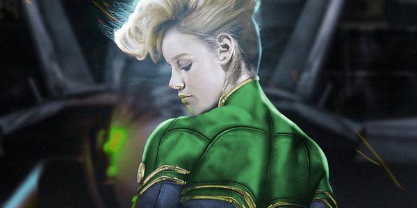 Captain Marvel se filtra las primeras imágenes de Brie Larson con el traje de Superheroína
