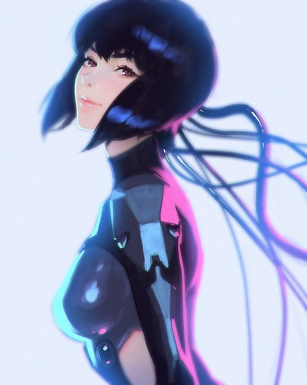 """Ghost in the Shell"" regresa con una nueva serie 3DCG a Netflix"