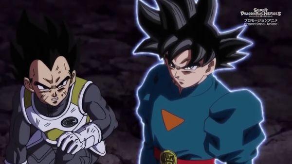 Dragon Ball Heroes: Gokú controla el poder de los ángeles con un nuevo Ultra Instinto